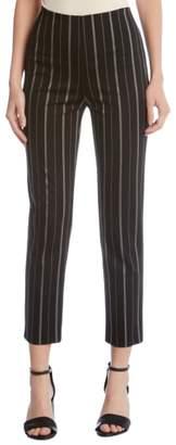 Karen Kane Piper Stripe Skinny Ankle Pants