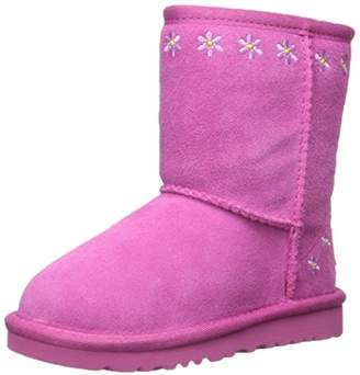 UGG Toddler's Classic Embroidery Boot