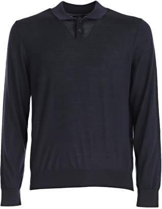 Ermenegildo Zegna Collared Sweatshirt