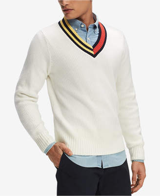 Tommy Hilfiger Men's Hunter Sweater, Created for Macy's