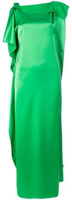 P.A.R.O.S.H. boat neck gown