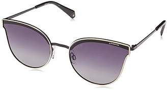 Polaroid Sunglasses Women's Pld4056s Polarized Oval