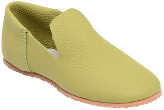 Lili Collection Solid Leather Loafer