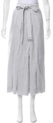Pascal Millet Striped High-Rise Pants w/ Tags