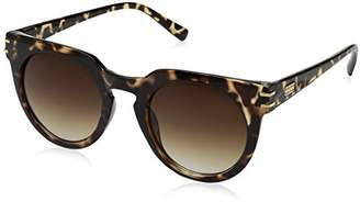 Foster Grant Item 8 Ts.9 Round Tortoise Women's Designer Sunglasses
