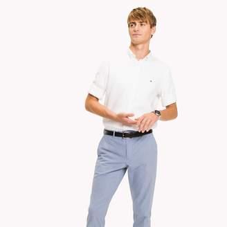 Tommy Hilfiger Stretch Linen Slim Fit Shirt