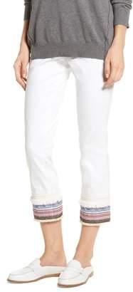 Jag Jeans Embellished Denim Pants