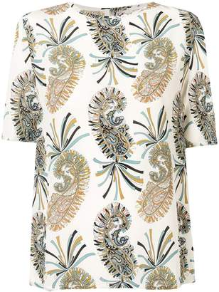 Etro Afro-paisley printed blouse