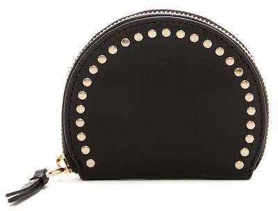 Vince Camuto Elyna Domed Leather Coin Purse