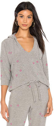 Chaser Pink Stars Hoodie