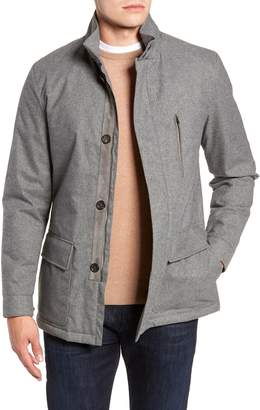 Luciano Barbera Stretch Flannel Jacket
