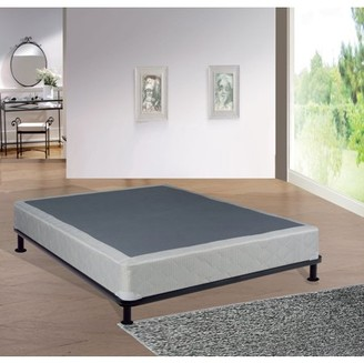 BEIGE WAYTON, 8-inch Fully Assembled Box Spring/foundation For Mattress / 74x33 (Not Standard Size Color