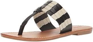8d649017dde ... Soludos Women s Multi Band Thong Sandal Flat