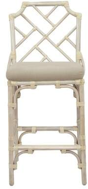 "Kenian New Classics Chippendale 26"" Counter Height Stool Kenian"