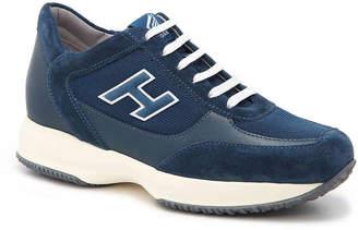 Hogan Suede Sneaker - Men's