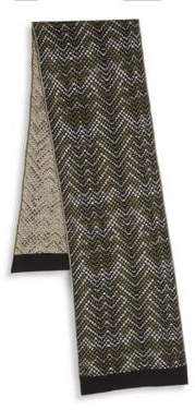 Missoni Chevron Wool-Blend Scarf