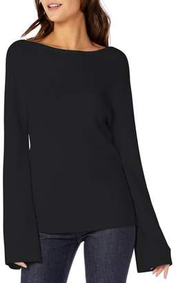 Michael Stars Front to Back Convertible Sweater