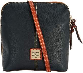 Dooney & Bourke Pebble Leather Crossbody Handbag -Trixie