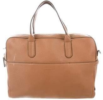 Uri Minkoff Leather Messenger Bag