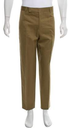 Paul Smith Straight-Leg Khaki Pants