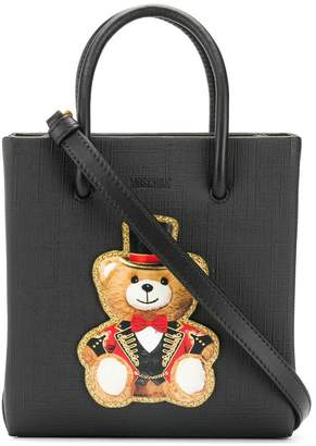 Moschino teddy print crossbody bag