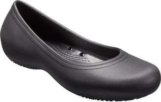 Crocs Slip On Shoes - Kadee II Work Flat