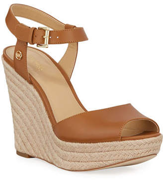 MICHAEL Michael Kors Carlyn Espadrille Wedge Sandals