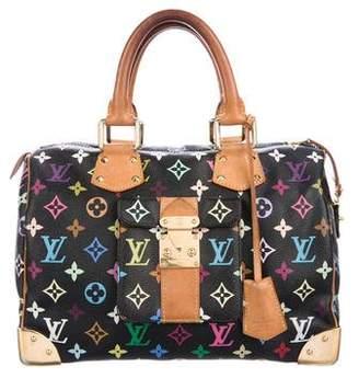 Louis Vuitton Multicolore Monogram Speedy