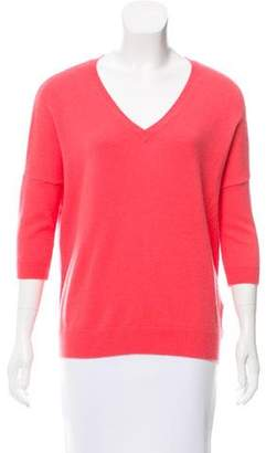 Magaschoni V-Neck Sweater