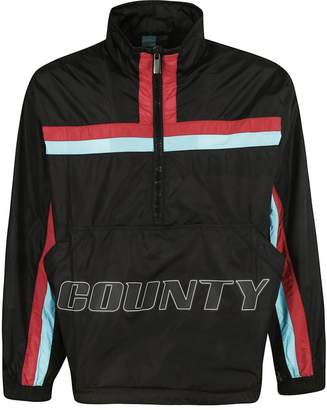 Marcelo Burlon County of Milan Color Band Anorak