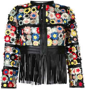 Caban Romantic Porto Fino jacket
