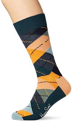 Happy Socks Argyle Socks,(Manufacturer Size: 41-46)