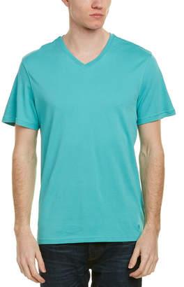 Ike Behar Ike By V-Neck T-Shirt