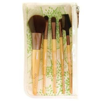 EcoTools Bamboo Brush Set 5 piece