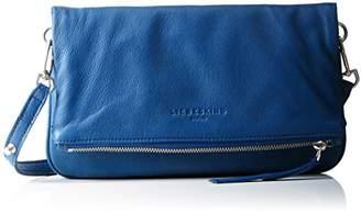 Liebeskind Berlin Aloe7 Vintag, Women's Cross-Body Bag, Blau (Electric Blue), 3x29x16 cm (B x H T)