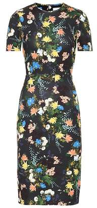 Erdem Floral-printed midi dress