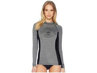 Billabong Surf Dayz Performance Fit Long Sleeve Rashguard