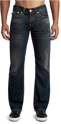 True Religion MENS BIG T BOOTCUT JEAN W/ FLAP