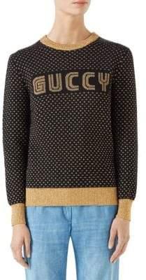 Guccy SEGA Knit Sweater