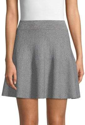 Club Monaco Coquita Textured Skirt