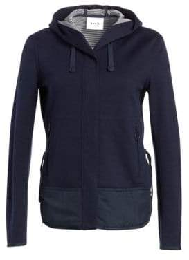 Akris Punto Hooded Jacket