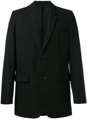 Ami Alexandre Mattiussi two button long jacket