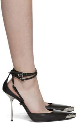 Alexander Wang Black Selena Heels