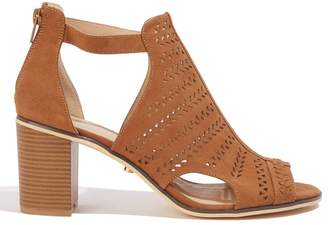 9b5f4be9b7b Tan Heeled Sandals - ShopStyle UK