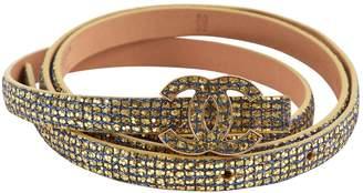 Chanel Glitter belt