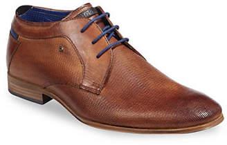 Bugatti Leather Chukka Boots