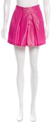 Tome Taffeta Mini Shorts w/ Tags