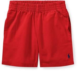 Ralph Lauren Cotton Chino Pull-On Short