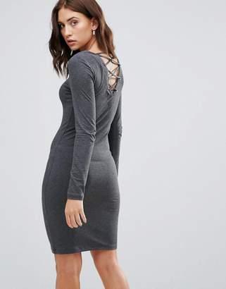 Only Rina Strings Jersey Dress