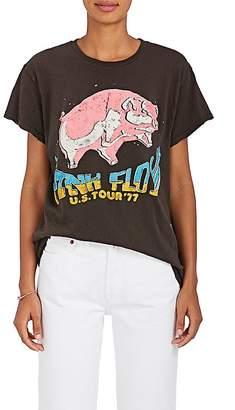 "Madeworn Women's ""Pink Floyd"" Cotton T-Shirt"